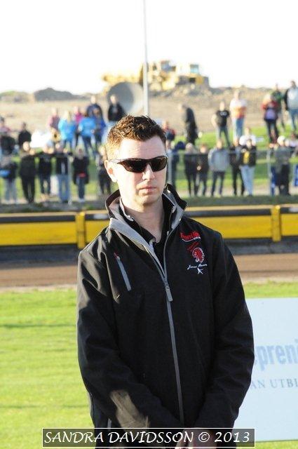 Lindgren missar speedwaymatch