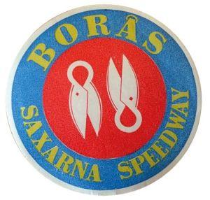 saxarna speedway logo