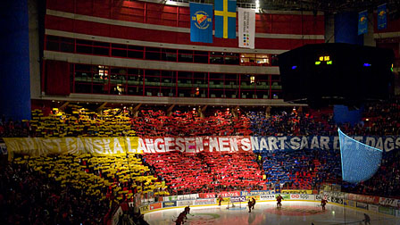 Det kan ju vara så vackert - varför måste man då förstöra? (bild från difhockey.se)
